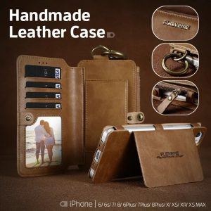 iPhone Handmade Leather Case