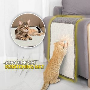 Sofa Side Cat Scratching Mat