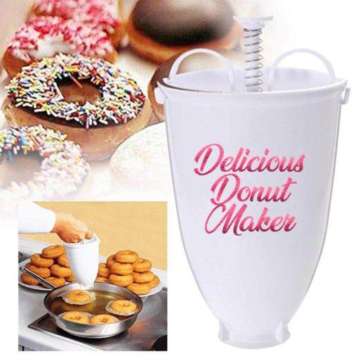 Delicious Donut Maker