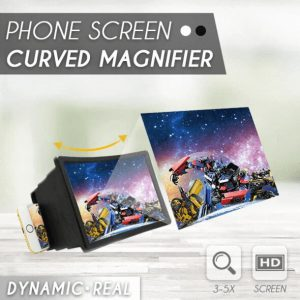 Phone Screen Curved Magnifier