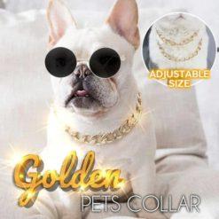 Golden Pets Collar