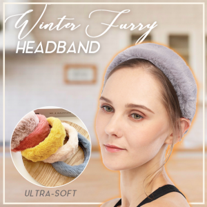 Winter Furry Headband