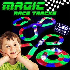 Magic Race Tracks Mega Set
