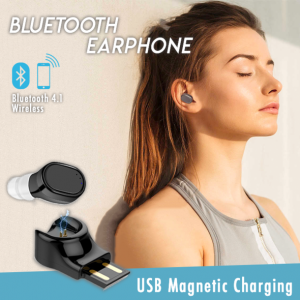 Mini Magnetic Charging Bluetooth Earphone