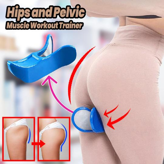 Hips and Pelvic Muscle Workout Trainer