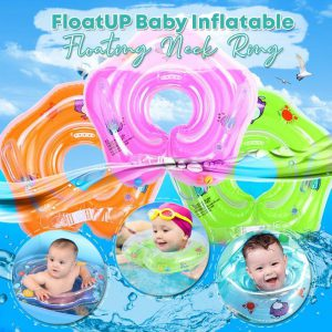 FloatUP Baby Inflatable Floating Neck Ring