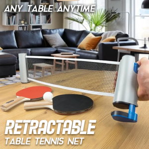 Portable Folding Table Tennis Set
