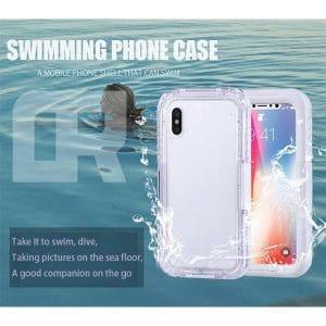 Underwater Snow / Dustproof Shockproof Mobile Phone Case