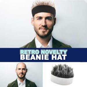 Retro Novelty Beanie Hat