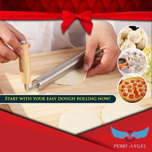 Easy Dough Roller Pin