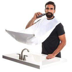 Beard Apron Shaving Hair Catcher