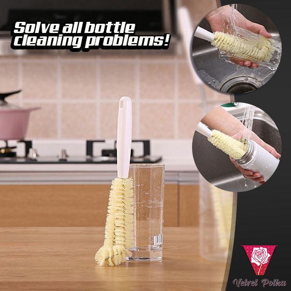 L-Shape Angled Bottle Brush