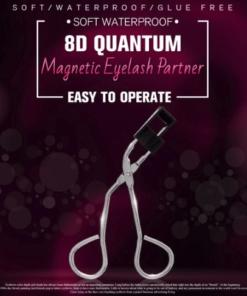 8D Quantum Magnetic Eyelash Set