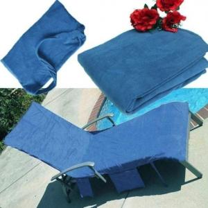 Transformable Lounger Beach Towel Bag