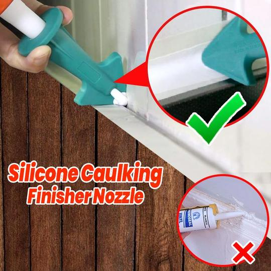 Silicone Caulking Finisher Nozzle
