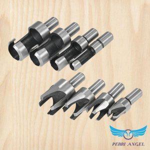 Wood Plug Cutter Bits