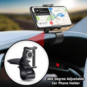 360 Degree Adjustable Car Phone Holder