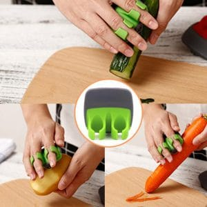 Blade Finger Peeler