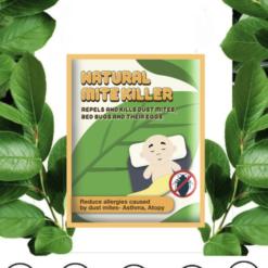 Natural Herbal Mite Exterminating Pad