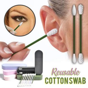Reusable Cotton Swab