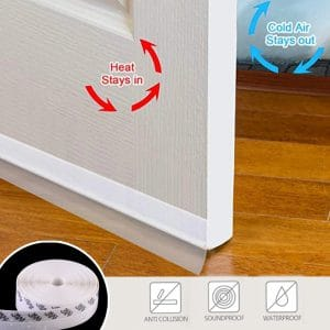 Adhesive Weather Stripping Doors Silicone Seal