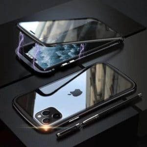 Full Protection Magnetic Snap Phone Case