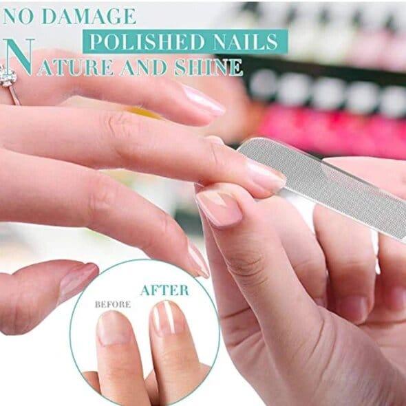 Nano Polished Glass Nail File