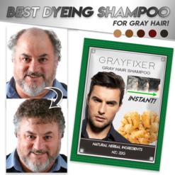 GrayFixer™ Gray Hair Shampoo