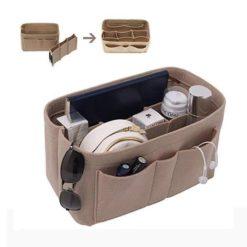 Felt Handbag Insert Organiser