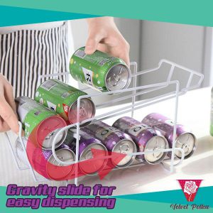 Gravity Can Roller Organizer