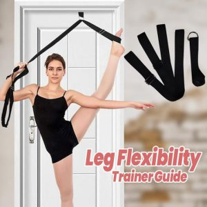 Leg Flexibility Trainer Guide