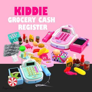 Kiddie Grocery Cash Register