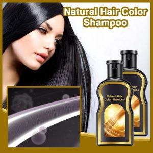 Natural Hair Color Shampoo