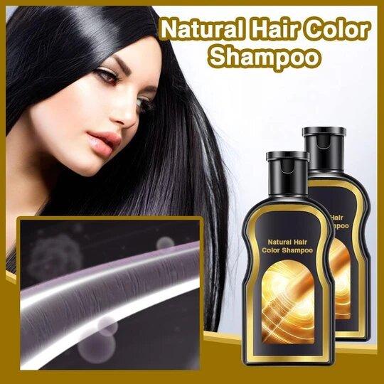 Natural Hair Color Shampoo