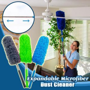 Expandable Microfiber Dust Cleaner
