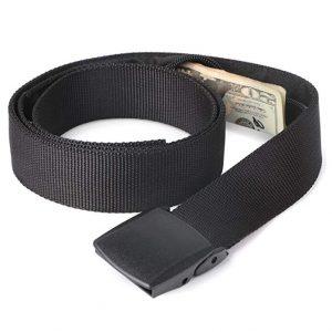 Anti-theft Zip Belt