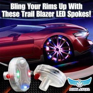 Trail Blazer LED Rim Spoke Lights