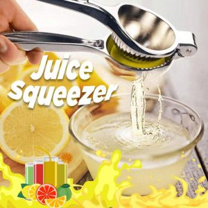 Stainless Steel Household Manual Juice Squeezer
