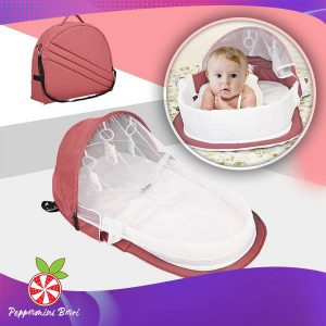 Baby-To-Go Sleeping Pod Bag