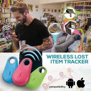 Wireless Lost Item Tracker