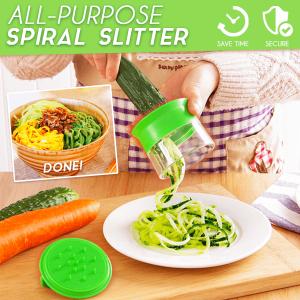 All-Purpose Spiral Slitter
