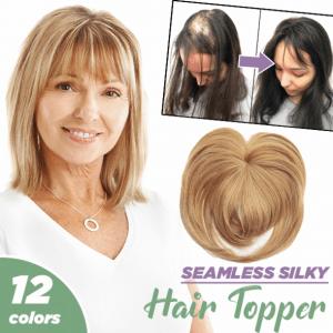 Seamless Silky Hair Topper