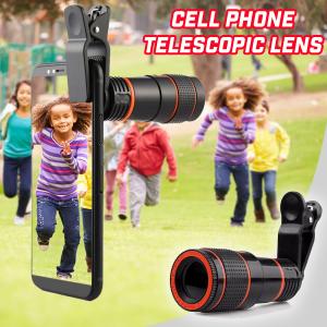 Cell Phone Telescopic Lens