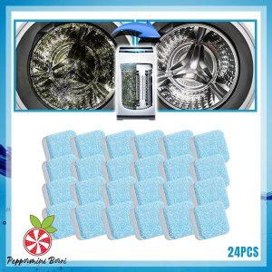 BioCleanse Washing Machine Sterilizing Tablets