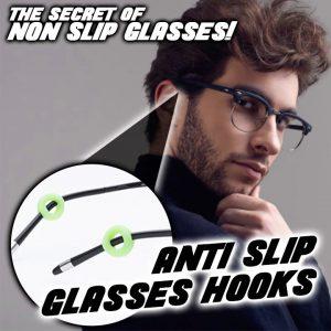 Anti Slip Glasses Hooks (10 Pairs)