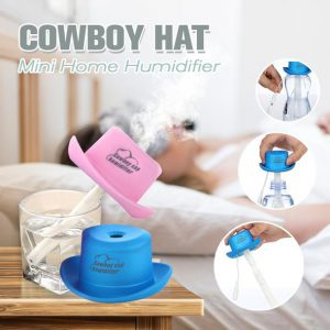 Cowboy Hat Mini Home Humidifier