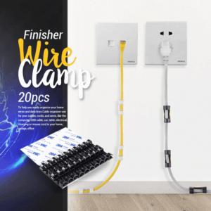 Tangled-Free Cable Organizer (20 pcs set)