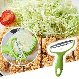Stainless Steel Vegetables Easy Slicer And Peeler
