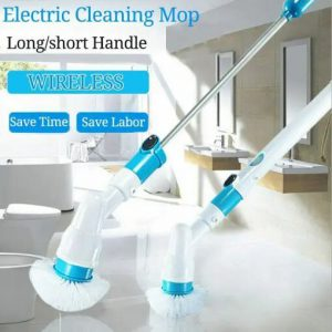 The Scrub Doctor™ – Portable Electric Cleaning Scrubber