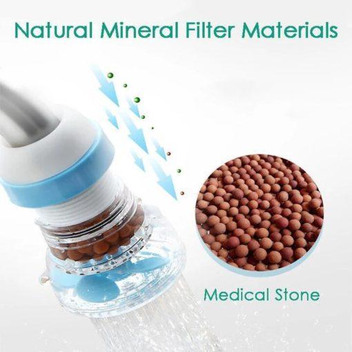 Faucet Booster Filter